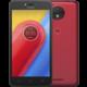 Motorola Moto C - 16GB, Dual Sim, červená