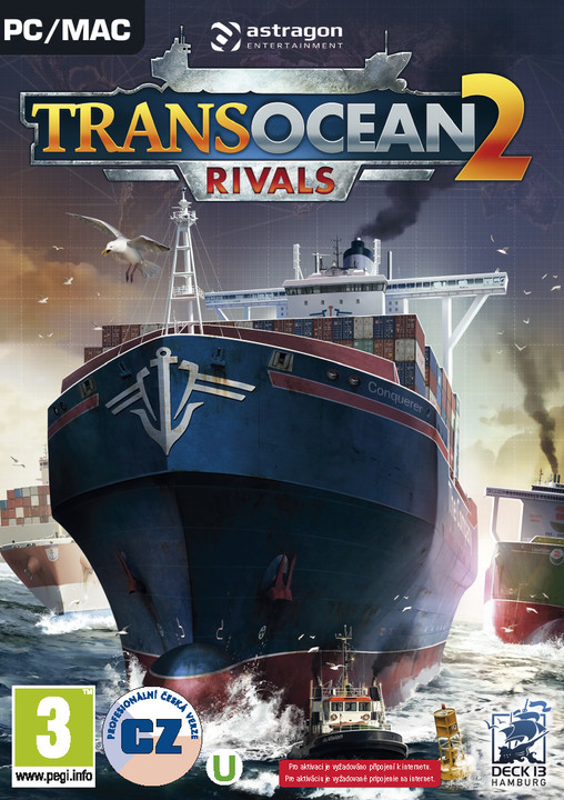 Trans Ocean 2: Rivals (PC)