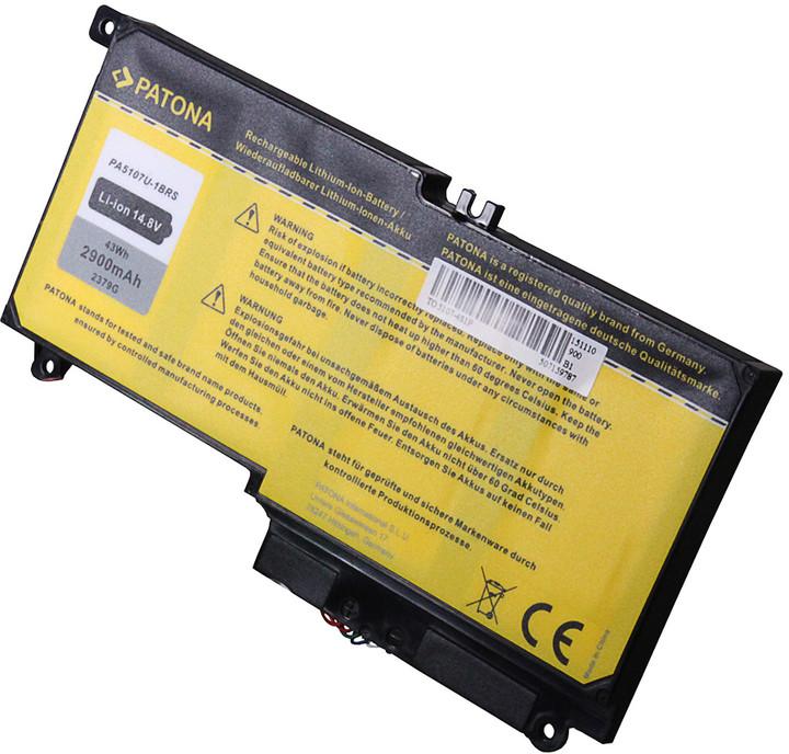 Patona baterie pro Toshiba Satellite L55t 2200mAh, Li-Ion, 14,8V