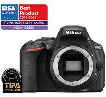 Nikon D5500, tělo černá - VBA440AE