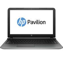 HP Pavilion 15 (15-ab064nc), stříbrná - M7V41EA