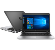 HP ProBook 450 G3, černá - T6P23ES