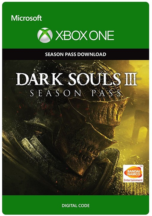 Dark Souls III - Season Pass (Xbox ONE) - elektronicky