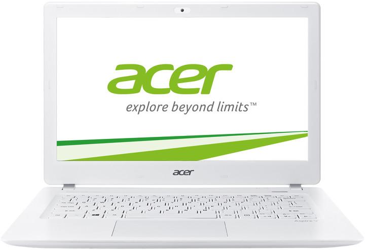 Acer Aspire V13 (V3-371-78XT), bílá