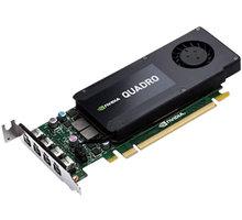 HP Quadro K1200, 4GB - T7T59AA