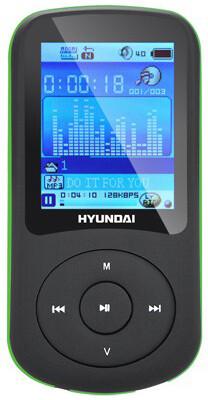 Hyundai MPC 401, 2GB, černá