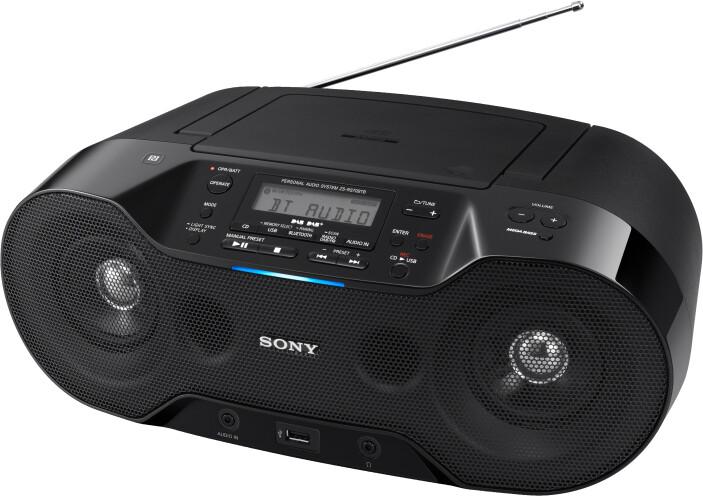 Sony ZS-RS70BTB, černá