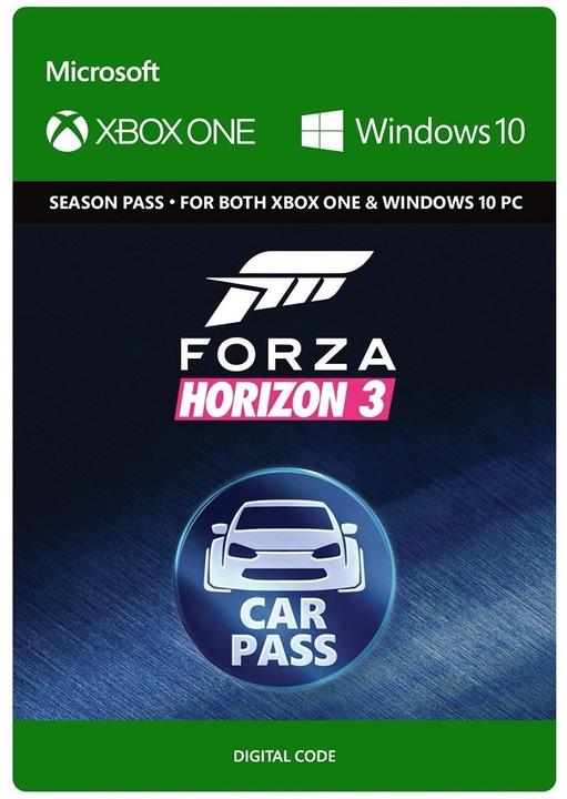 Forza Horizon 3 - Car Pass (Xbox Play Anywhere) - elektronicky