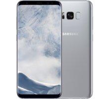 Samsung Galaxy S8+, 64GB, stříbrná - SM-G955FZSAETL