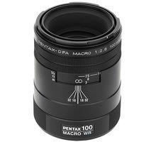 Pentax objektiv D FA Macro 100 F2.8 WR - 21910