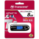 Transcend JetFlash 790 8GB, černo-modrá