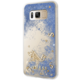 Guess Liquid Glitter Hard Case pro Samsung G955 Galaxy S8 Plus, Purple