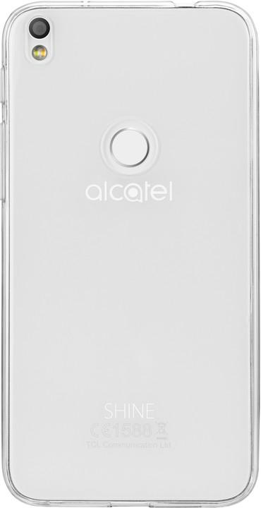 Alcatel Shine Lite gel TPU case, zadní kryt,GS5080