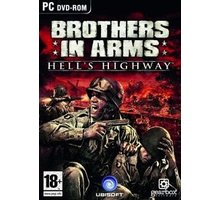 Brothers in Arms: Pekelná dálnice - PC - 8595172602654