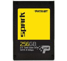 Patriot SPARK - 256GB - PSK256GS25SSDR