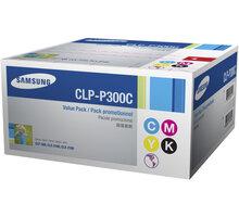 Samsung CLP-P300C/ELS, sada čtyř tonerů