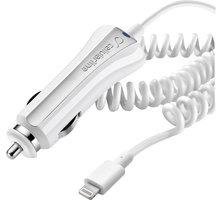 CellularLine nabíječka pro přístroje Apple s konektorem Lightning, 2,1A - CBRMFIIPDW