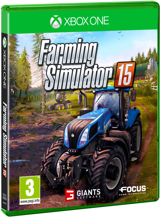 Farming Simulator 2015 - XONE