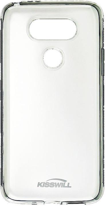 Kisswill TPU pouzdro pro LG G5, transparentní