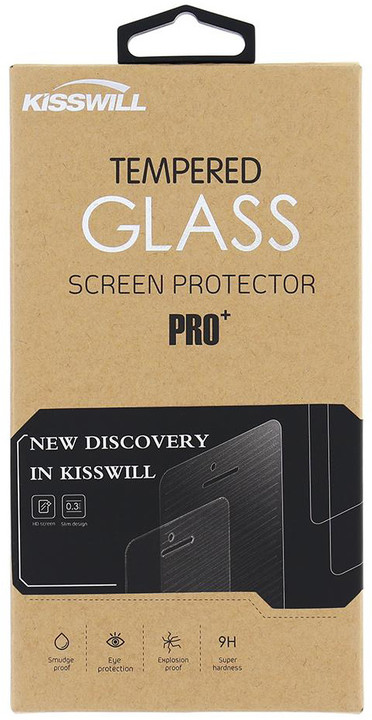 Kisswill Tvrzené sklo 0.3 mm pro Lenovo Moto Z