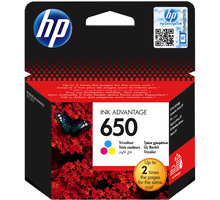 HP 650 color - CZ102AE