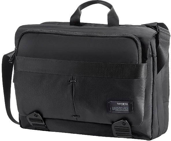 "Samsonite CITY VIBE LAPTOP MESSENGER 16"", černá"