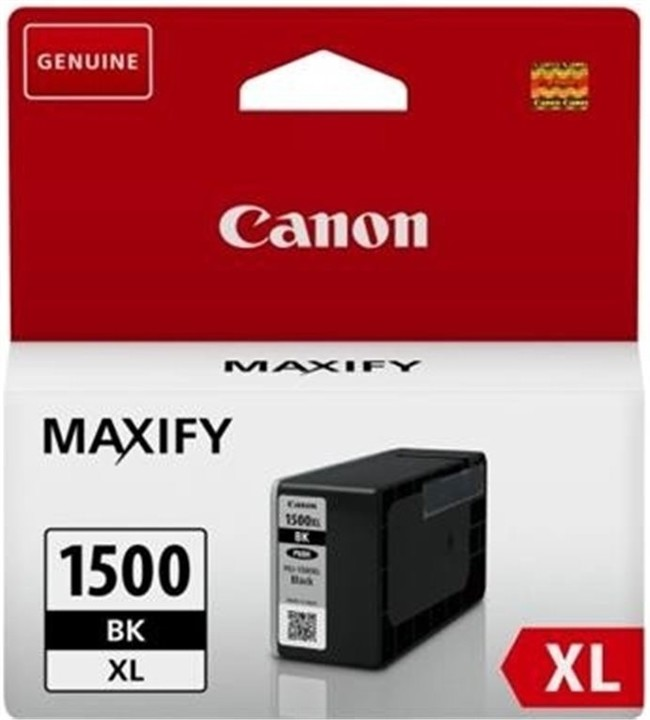 Canon PGI-1500XL BK, černá