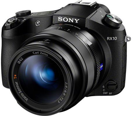 Sony Cybershot DSC-RX10, černá