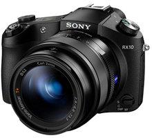 Sony Cybershot DSC-RX10, černá - DSCRX10.CE3