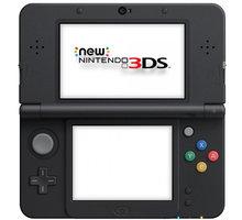 Nintendo New 3DS, černá - NI3H970110