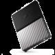 WD My Passport Ultra Metal - 3TB, Black/Grey