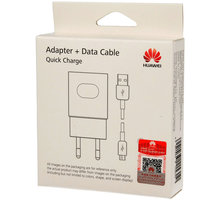 Huawei Original Cestovní Dobíječ AP32 + microUSB Dat. Kabel White (EU Blister) - 2102451968