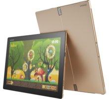 Lenovo IdeaPad Miix 700-12ISK, zlatá - 80QL008DCK