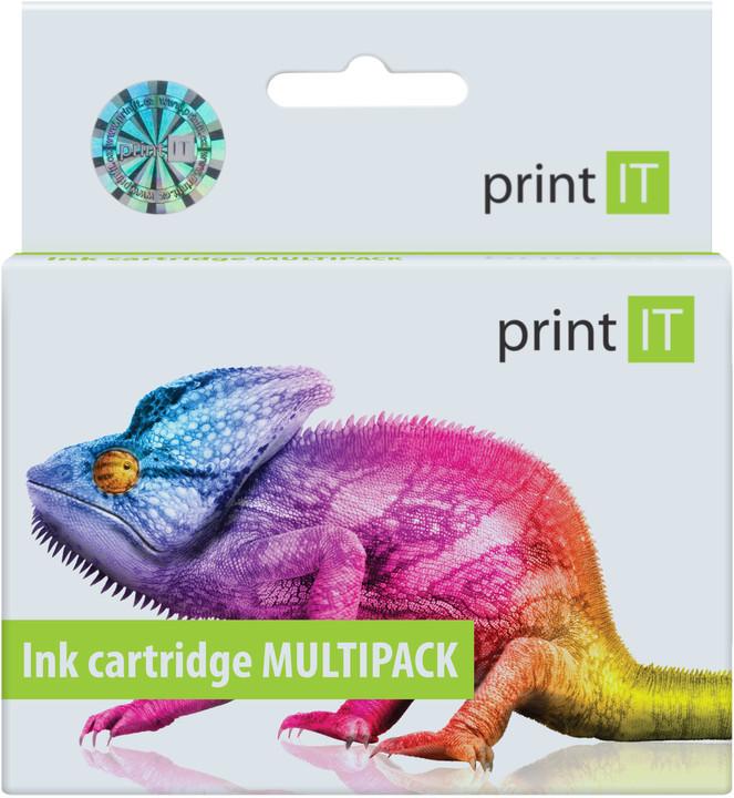 PRINT IT alternativní sada Epson T1285 C/M/Y/Bk