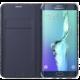 Samsung flipové pouzdro pro Samsung Galaxy S6 Edge+, černá