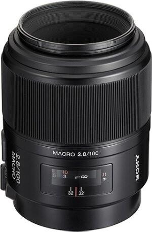 Sony 100mm f/2.8 Macro