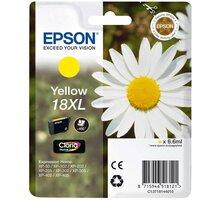 Epson C13T18144010, žlutá