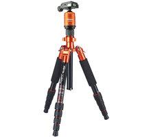 Rollei Stativ Compact Traveler No. 1, oranžový - KAMR02015