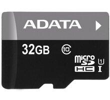 ADATA Micro SDHC Premier 32GB UHS-I - AUSDH32GUICL10-R