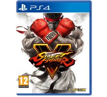 Street Fighter V - Steelbook Edition (PS4)