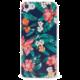 EPICO pružný plastový kryt pro iPhone 5/5S/SE FLOWERY
