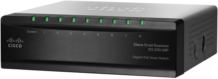 Cisco SG200-08P