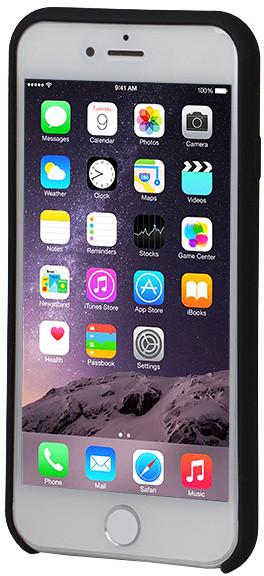 EPICO silikonový kryt pro iPhone 7 EPICO SILICONE - černý