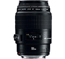 Canon EF 100mm f/2.8 Macro USM - 4657A018AA