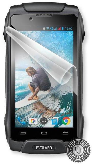 ScreenShield fólie na displej pro Evolveo StrongPhone Q8