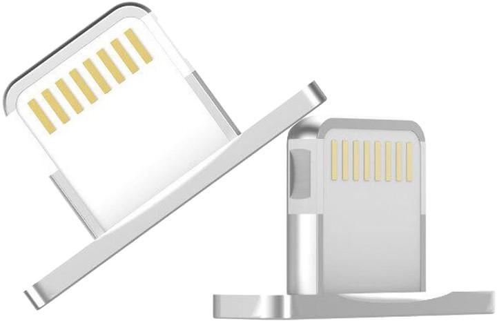 WSKEN Lightning magnetická nabíjecí/datová koncovka, 2ks