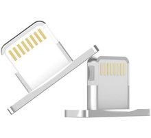 WSKEN Lightning magnetická nabíjecí/datová koncovka, 2ks - PCI-132
