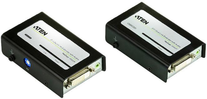 ATEN VE602 DVI Dual Link Video Extender with Audio