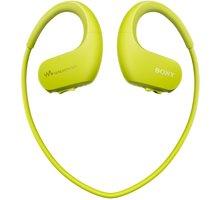 Sony NWZ-WS413, 4GB, zelená - NWWS413G.CEW