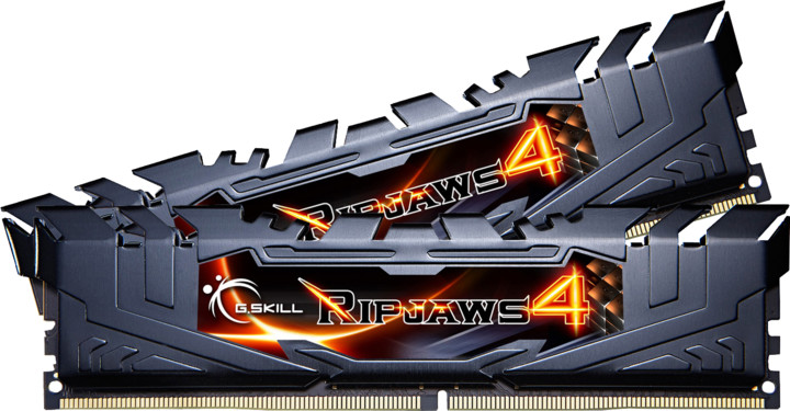 G.SKill Ripjaws4 8GB (2x4GB) DDR4 3000MHz